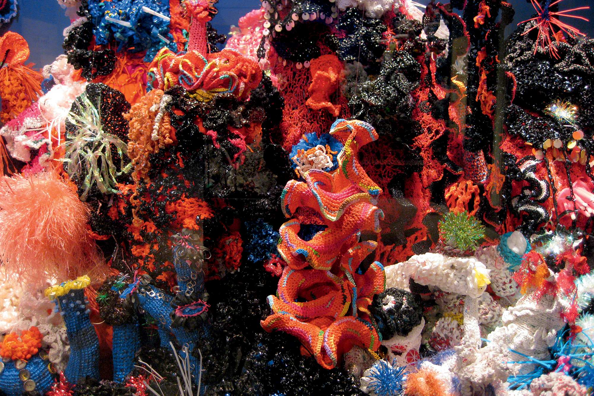 Reef sculptures