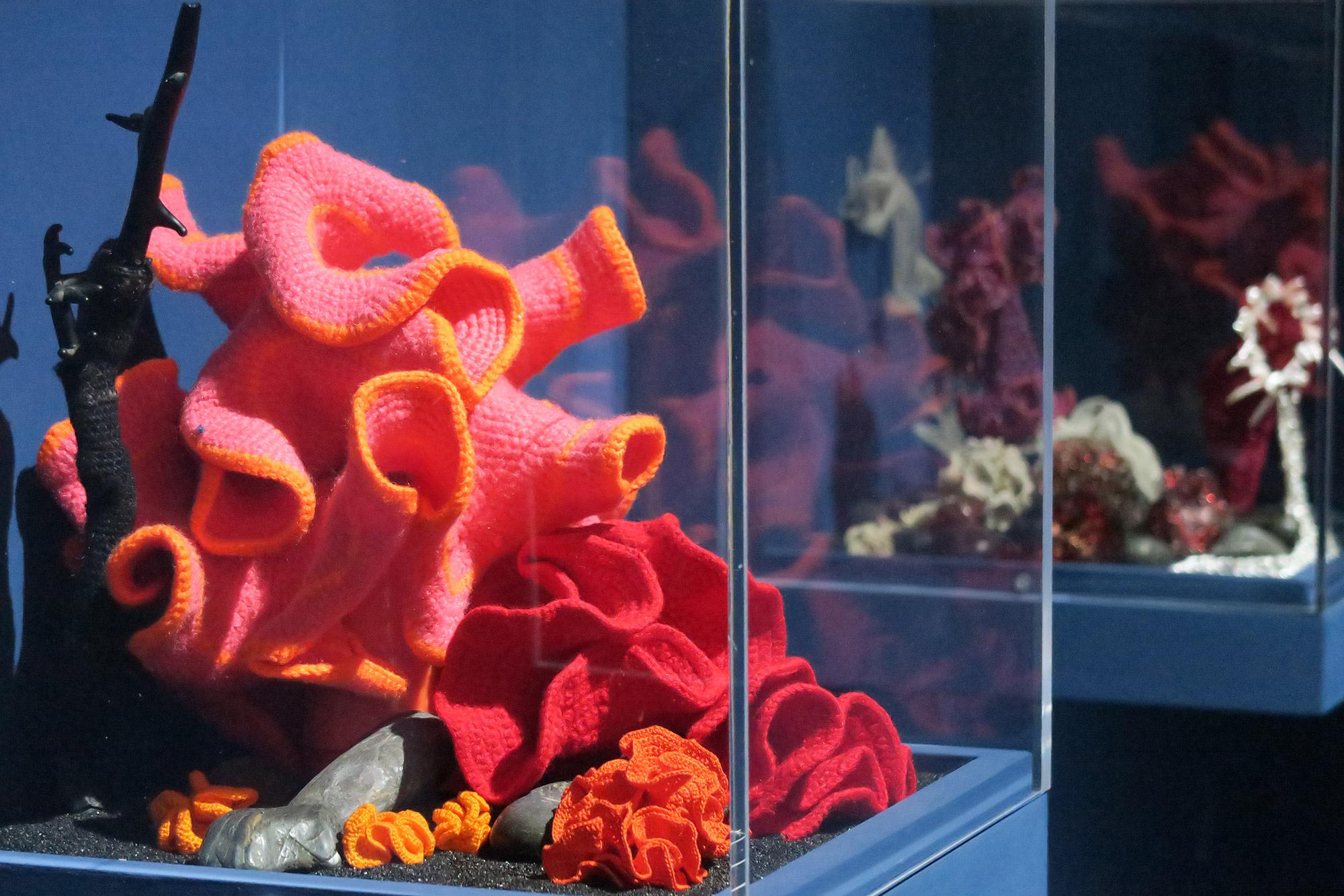 Reef scultpture