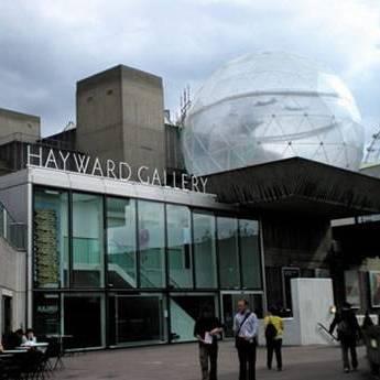 Exterior of The Hayward
