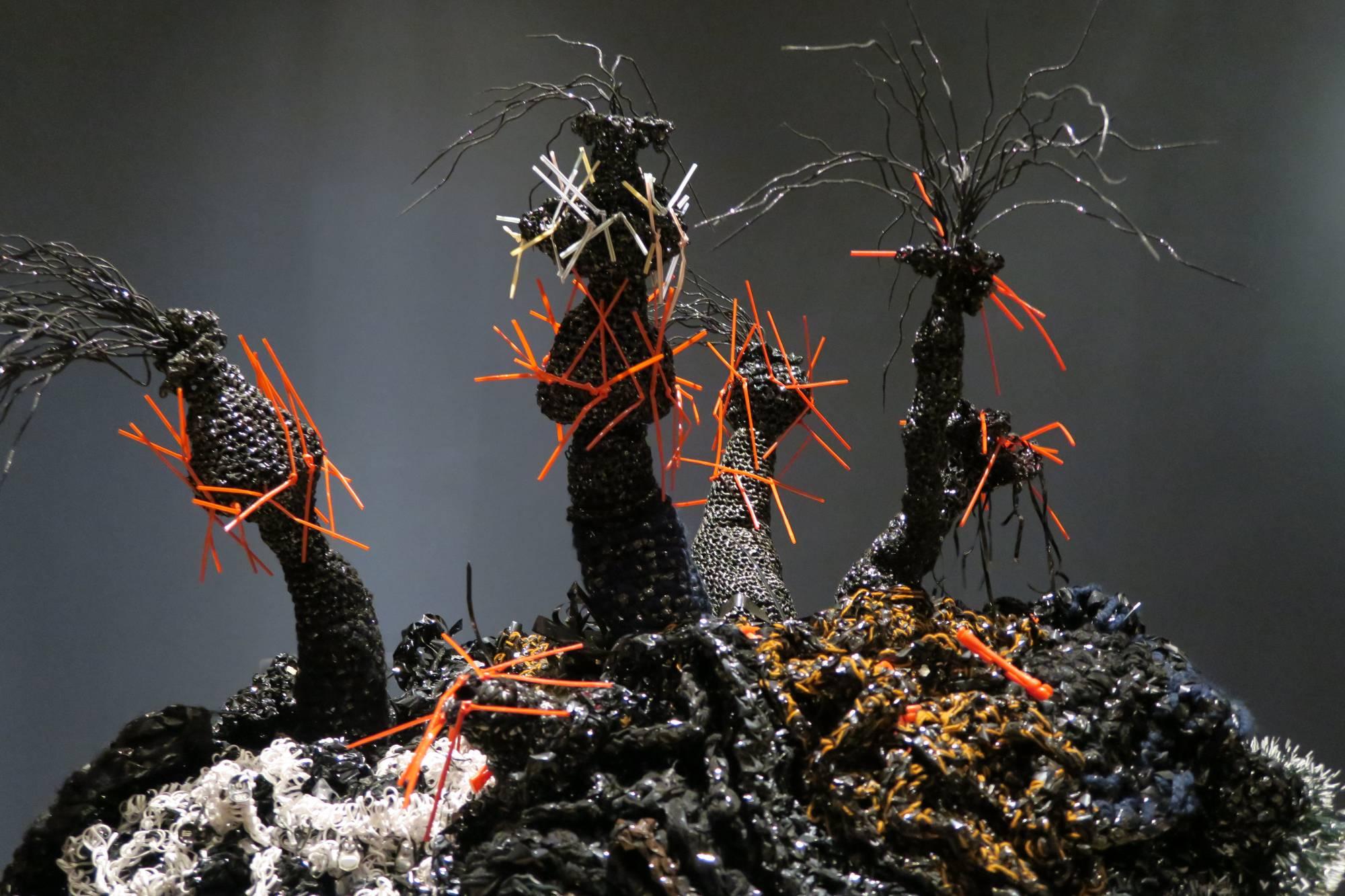Reef sculptures